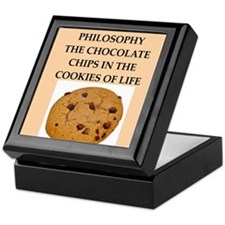 philosophy Keepsake Box
