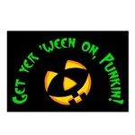 Get yer 'ween on... Postcards (Package of 8)