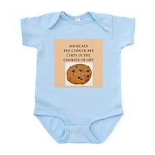 musicals Infant Bodysuit