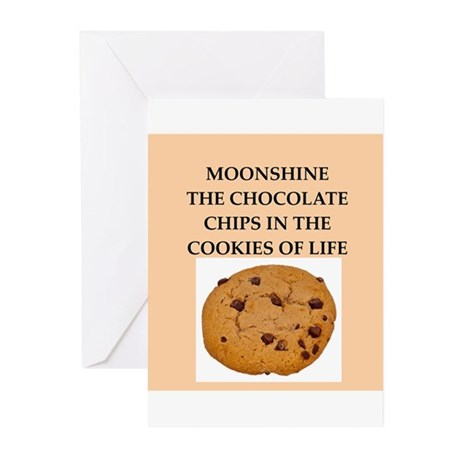 moonshine Greeting Cards (Pk of 10)