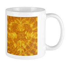 Golden Heart Mug