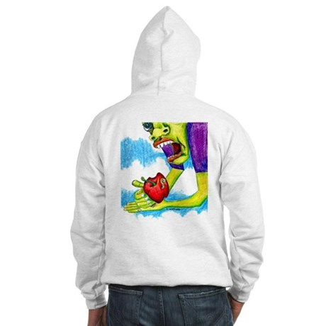 Adam's apple Hooded Sweatshirt