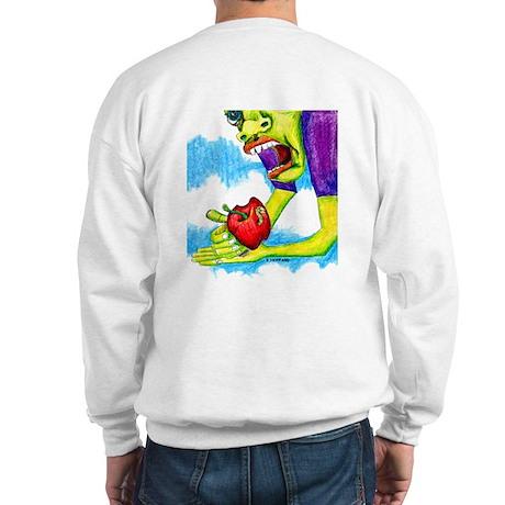 Adam's apple Sweatshirt