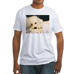 SOPHIE SNUGGY BUG (Fitted T-Shirt)