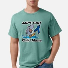 Wipe Out Child Abuse.png Mens Comfort Colors Shirt