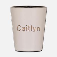 Caitlyn Pencils Shot Glass