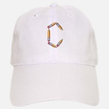 C Pencils Baseball Baseball Cap