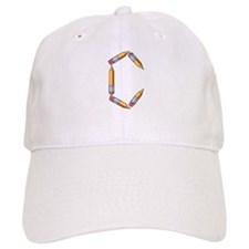 C Pencils Baseball Cap