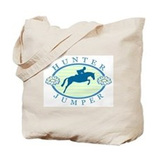 Cute Equestrian Tote Bag