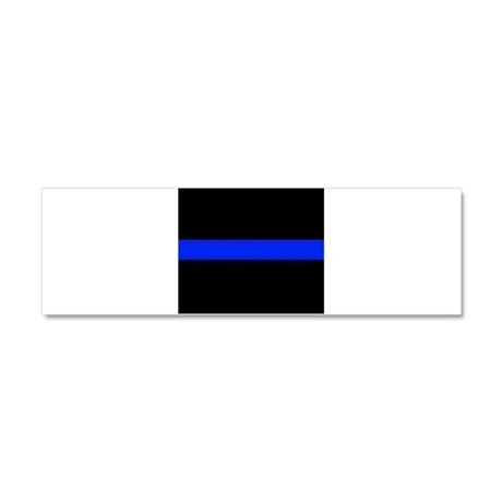 ONE POLICE UK Car Magnet 10 x 3