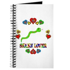Snake Lover Journal