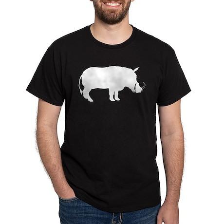 Warthog Black T-Shirt