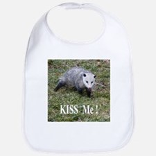 Possum-Kiss Me Bib