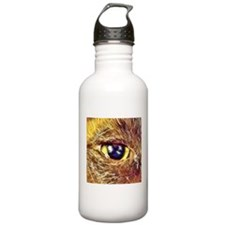 9 Cat Eyes, Eye E Sports Water Bottle