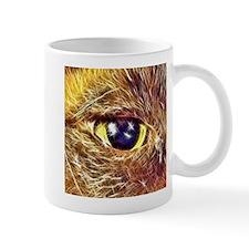 9 Cat Eyes, Eye E Mug