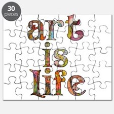 Art is Life Puzzle