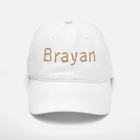Brayan Pencils Baseball Baseball Cap