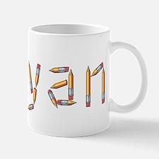 Brayan Pencils Mug