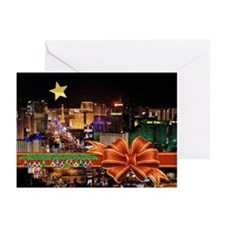 Las Vegas Christmas Greeting Cards (Pk of 20)