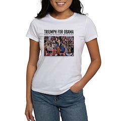 Triumph for Obama Tee