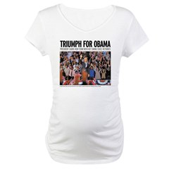 Triumph for Obama Shirt