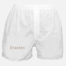 Braeden Pencils Boxer Shorts