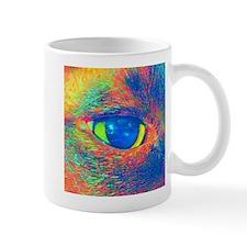 9 Cat Eyes, Eye D Mug