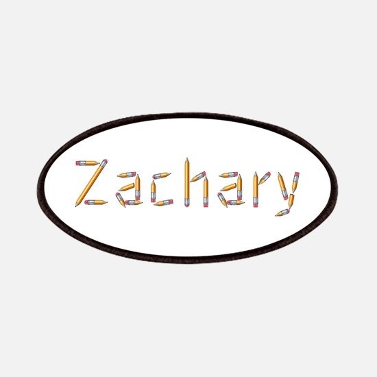 Zachary Pencils Patch
