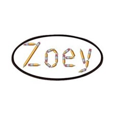 Zoey Pencils Patch