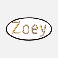 Zoey Pencils Patch