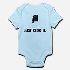 Eye Testing Infant Bodysuit