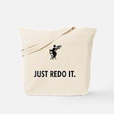 Movie Directing Tote Bag
