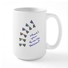 favorite-position(follow) Mugs