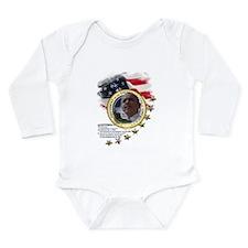 44th President: Long Sleeve Infant Bodysuit