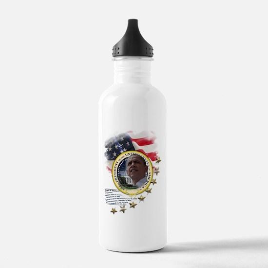 44th President: Water Bottle