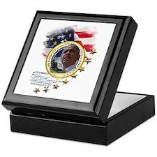 44th President: Keepsake Box