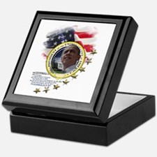 44th President: Keepsake Box