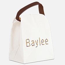 Baylee Pencils Canvas Lunch Bag