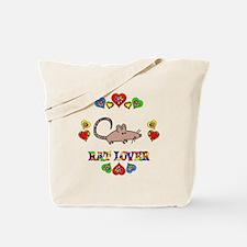 Rat Lover Tote Bag