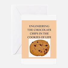 engineering Greeting Card