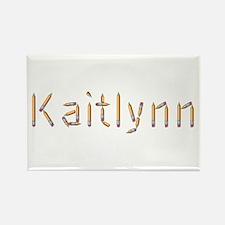 Kaitlynn Pencils Rectangle Magnet