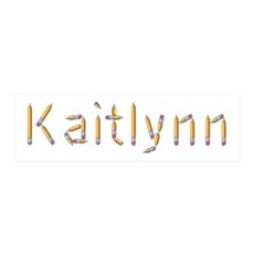 Kaitlynn Pencils 36x11 Wall Peel