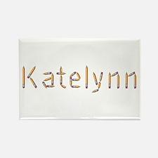 Katelynn Pencils Rectangle Magnet