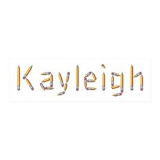 Kayleigh Pencils 36x11 Wall Peel