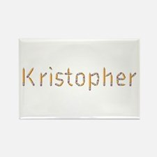 Kristopher Pencils Rectangle Magnet