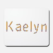 Kaelyn Pencils Mousepad