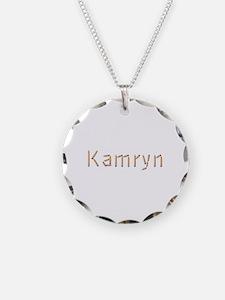 Kamryn Pencils Necklace
