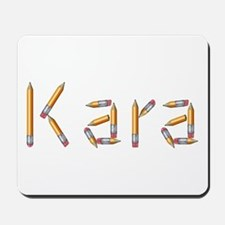 Kara Pencils Mousepad