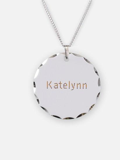Katelynn Pencils Necklace