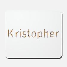 Kristopher Pencils Mousepad
